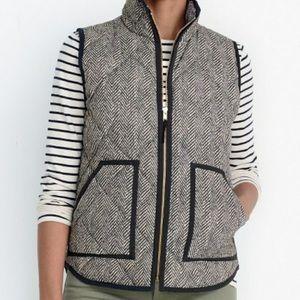 Size S Herringbone Vest